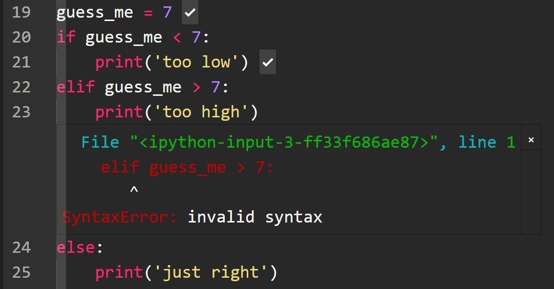 Erros no seu código? Nunca mais! Mensagens mais inteligíveis para o Python 3.10